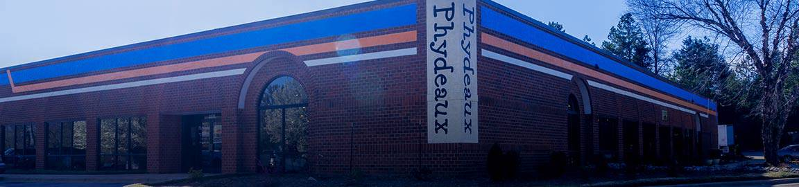 Phydeaux Raleigh Pet Store