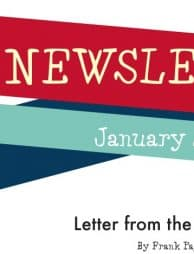 01-2017 Newsletter